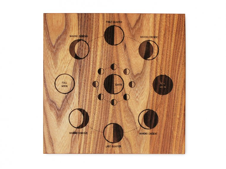 Astronomical Wooden Wall Art by Citizen Woodshop - 4