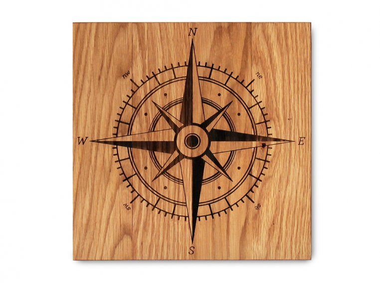 Astronomical Wooden Wall Art by Citizen Woodshop - 6
