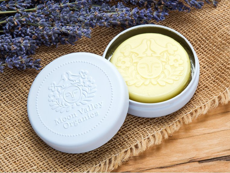 Beeswax Lotion Bar by Moon Valley Organics - 3