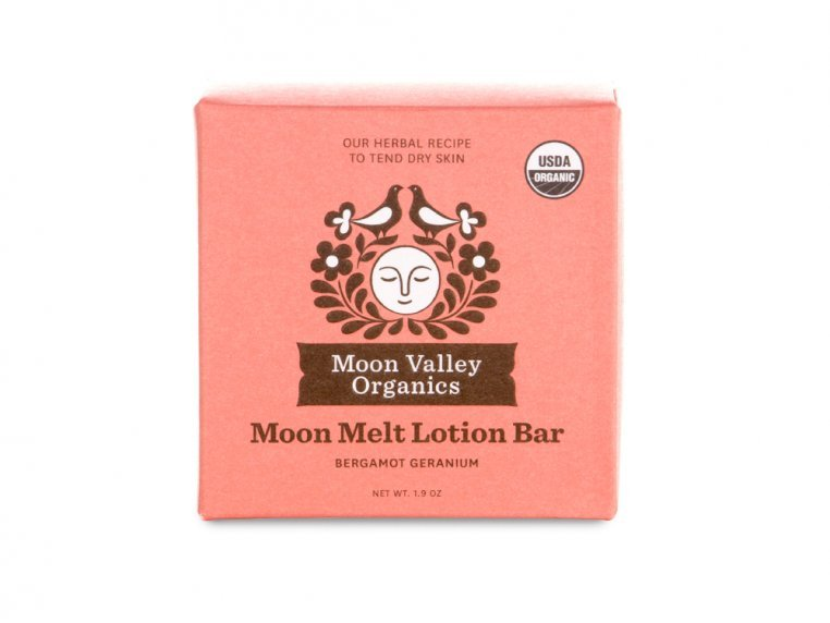 Beeswax Lotion Bar by Moon Valley Organics - 8