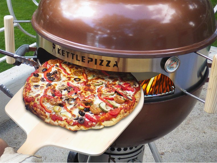 Pizza Oven for Charcoal Grill by KettlePizza - 2