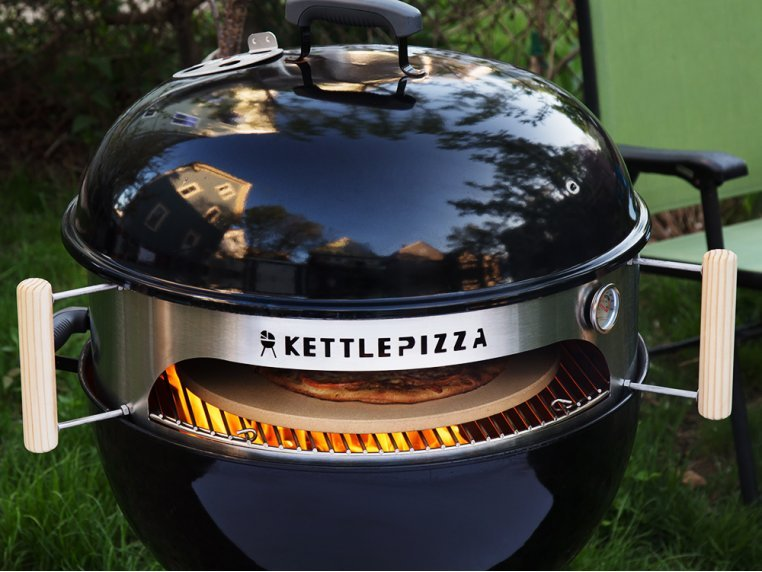 Pizza Oven for Charcoal Grill by KettlePizza - 1