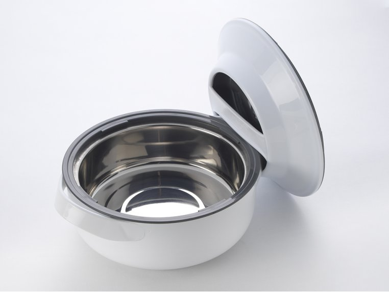 Insulated Microwavable Casserole Bowl by Oggi - 5