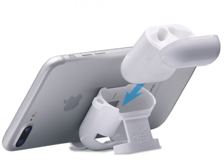 Airpod Kickstand Case by Square Jellyfish - 2