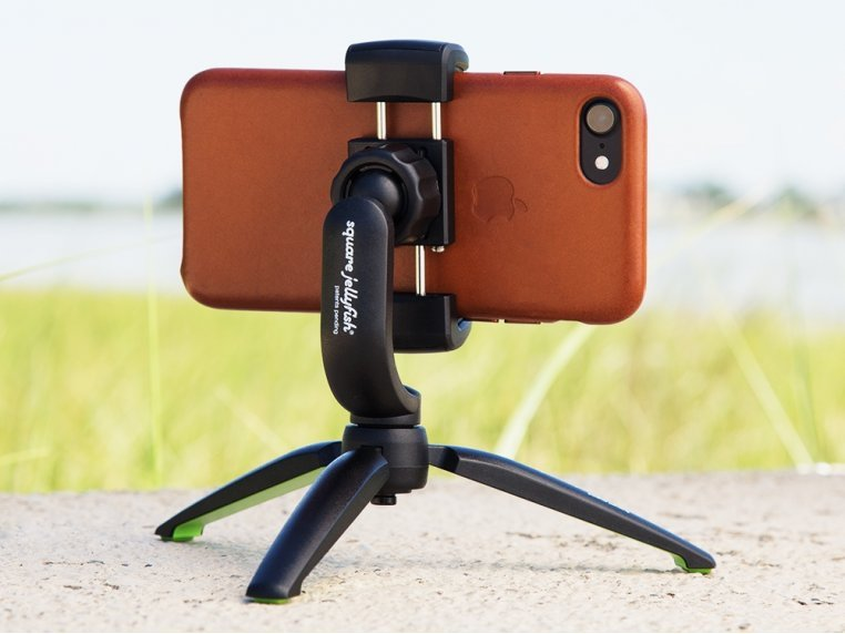 Tripod Phone Mount by Square Jellyfish - 2