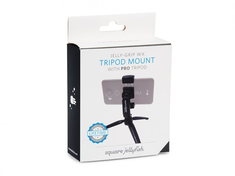 Tripod Phone Mount by Square Jellyfish - 4