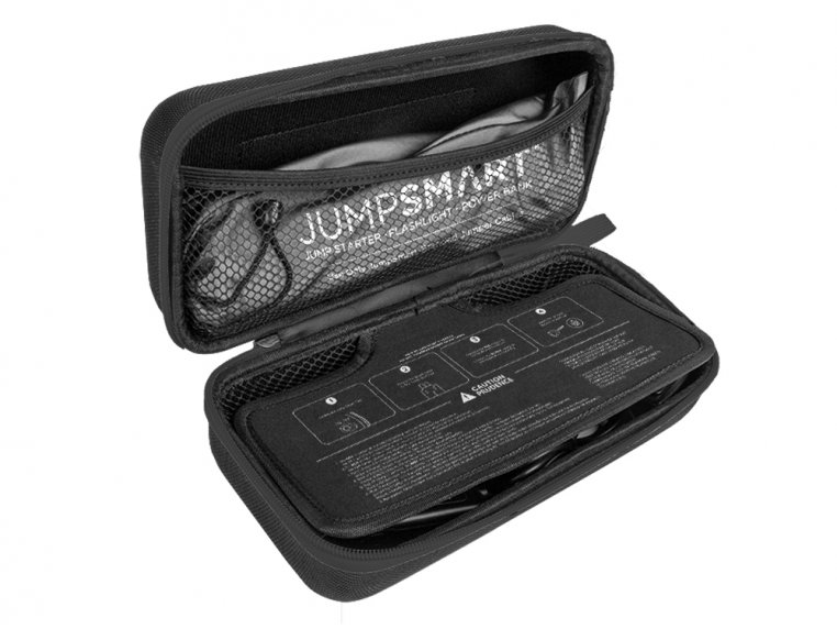3-in-1 Portable Jump Starter by JumpSmart - 8
