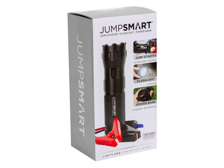 3-in-1 Portable Jump Starter by JumpSmart - 9