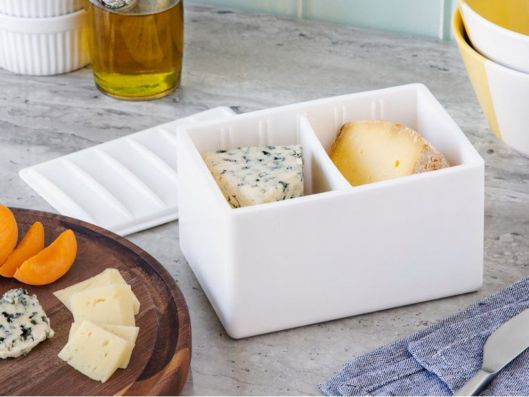 Artisanal Cheese Storage Container by Cheese Vault - 1
