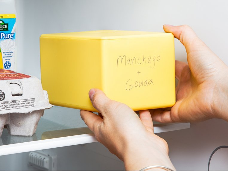Artisanal Cheese Storage Container by Cheese Vault - 3