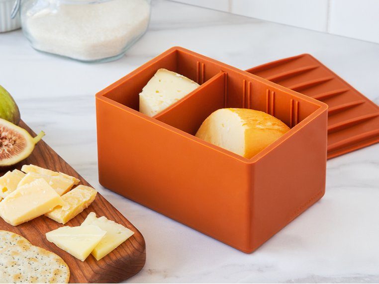 Artisanal Cheese Storage Container by Cheese Vault - 2