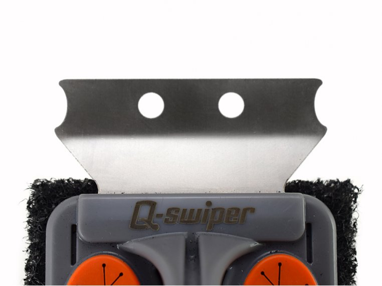 Q-Swiper Grill Scrubber Set by Proud Grill Company - 3