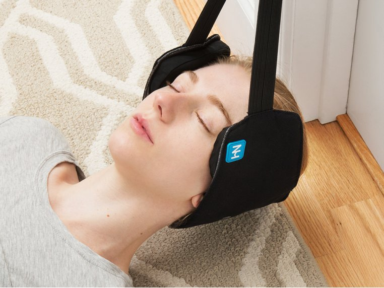 Neck Pain Relief Device by The Neck Hammock - 1