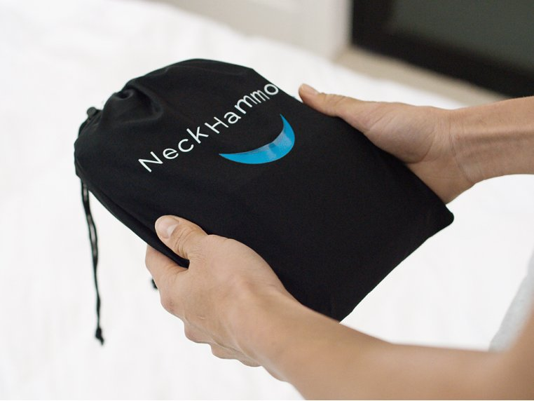Neck Pain Relief Device by The Neck Hammock - 4