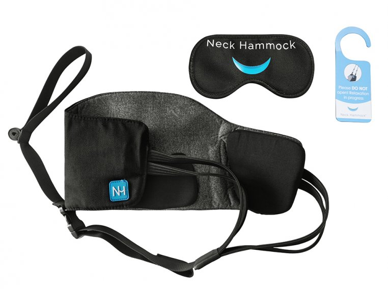 Neck Pain Relief Device by The Neck Hammock - 6