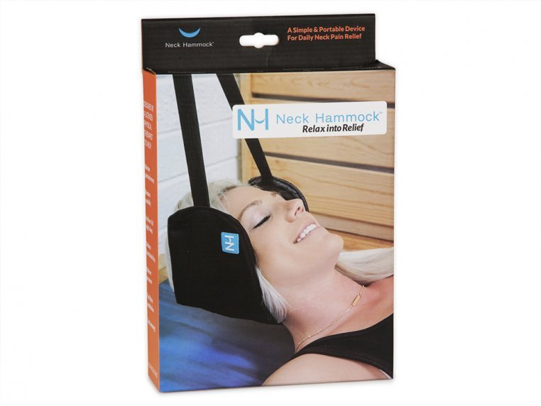 Neck Pain Relief Device by The Neck Hammock - 7