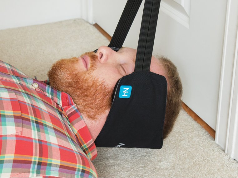 Neck Pain Relief Device by The Neck Hammock - 3