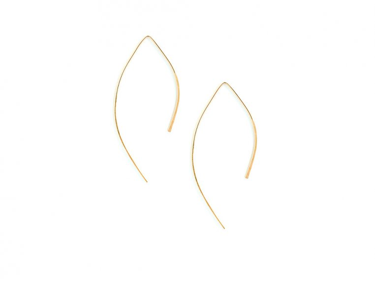 Featherweight Arc Earring by April Soderstrom - 6