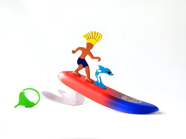 Wave-Powered Surfer by Surfer Dudes - 12
