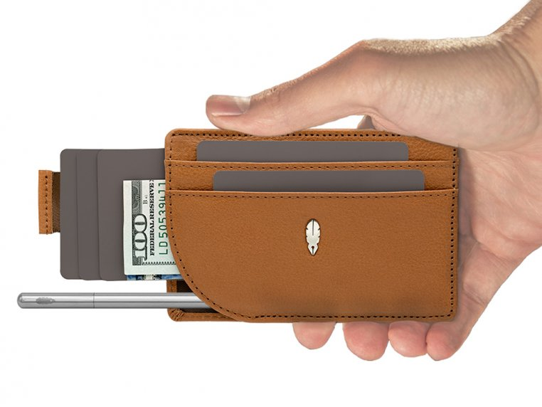 Notebook Wallet with Pen by Inscribe Self - 4