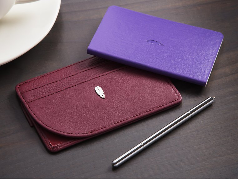 Notebook Wallet with Pen by Inscribe Self - 2
