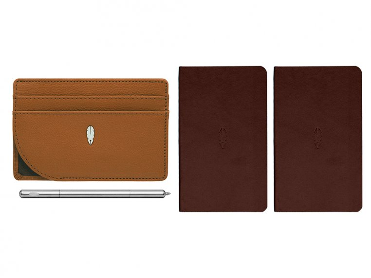 Notebook Wallet with Pen by Inscribe Self - 7