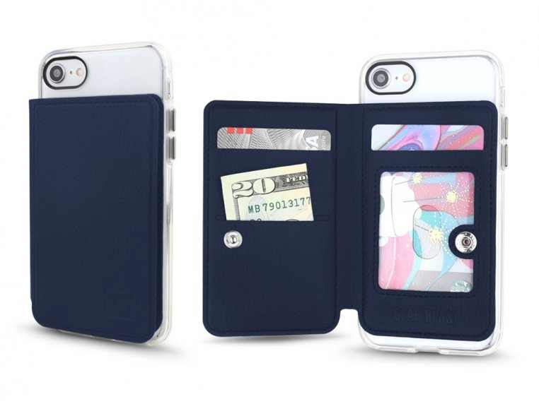 Universal Stick-On Cell Phone Wallet by Gear Beast - 4