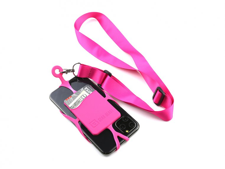 Universal Cellphone Ribbon Lanyard by Gear Beast - 3