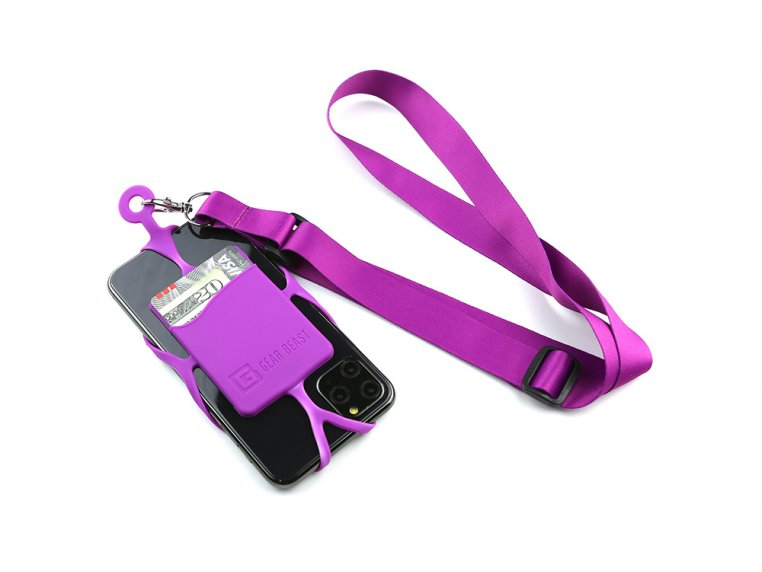 Universal Cellphone Ribbon Lanyard by Gear Beast - 4