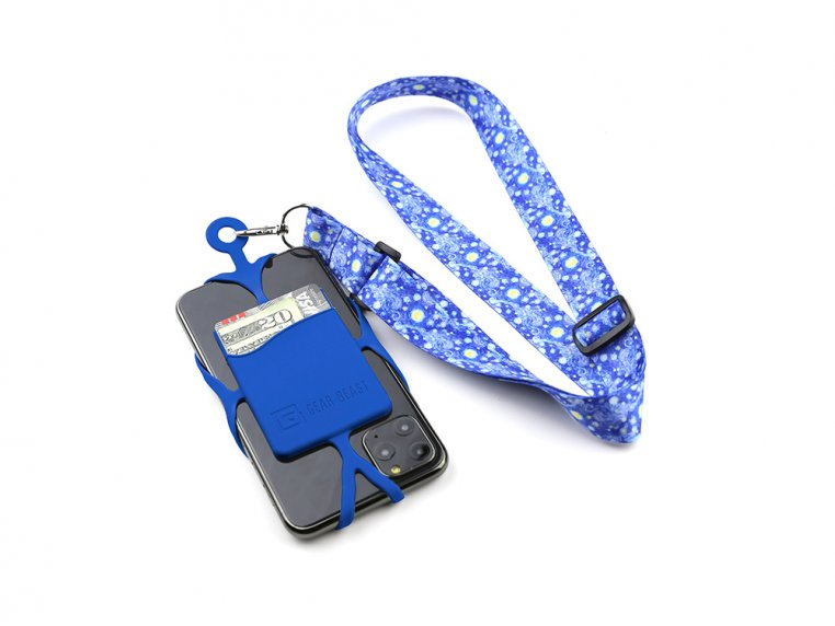 Universal Cellphone Ribbon Lanyard by Gear Beast - 5