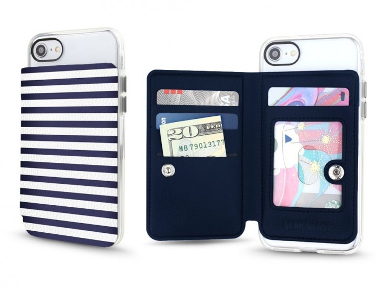Universal Stick-On Cell Phone Wallet by Gear Beast - 8