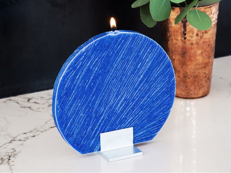 Flat Circle Candle by The Austrian Atelier - 1