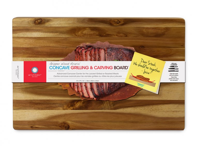 Rectangle Concave Cutting Board by Architec - 6