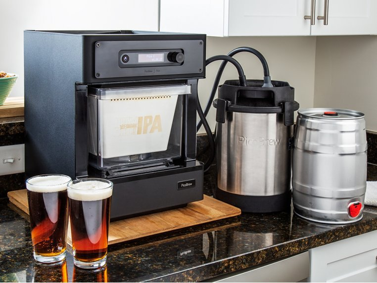 Pico C Craft Beer Brewing Appliance by PicoBrew - 2