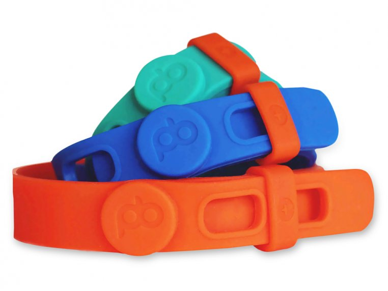 Silicone Organization Band 3-Pack by Packbands - 6