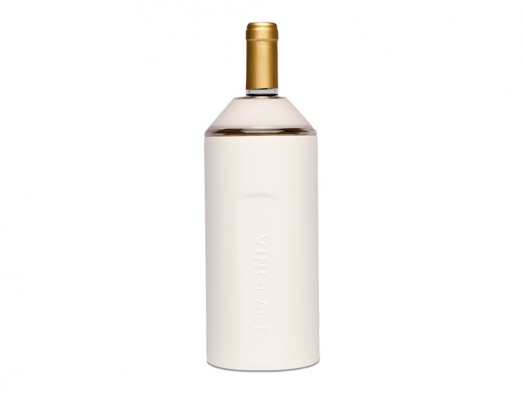 Stainless Steel Wine Chiller by Vinglacé - 7