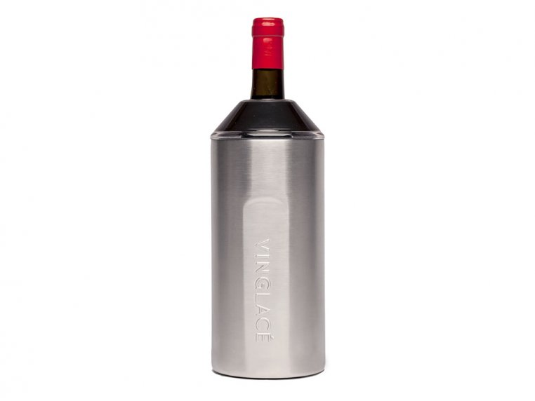 Stainless Steel Wine Chiller by Vinglacé - 8