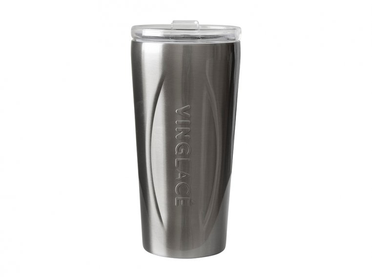 Stainless Steel Glass Tumbler by Vinglacé - 6