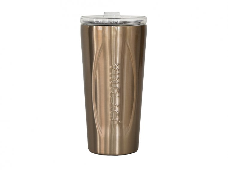 Stainless Steel Glass Tumbler by Vinglacé - 7