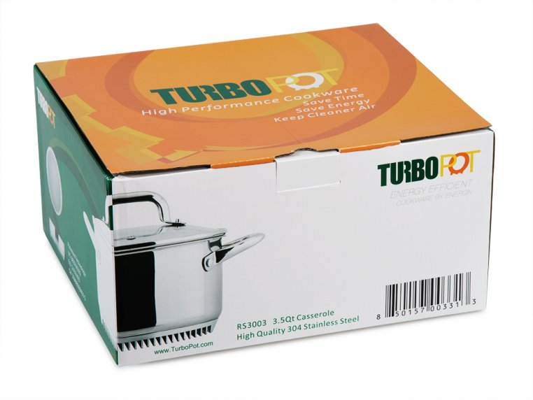 Rapid Boil Pot by Turbo Pot - 4