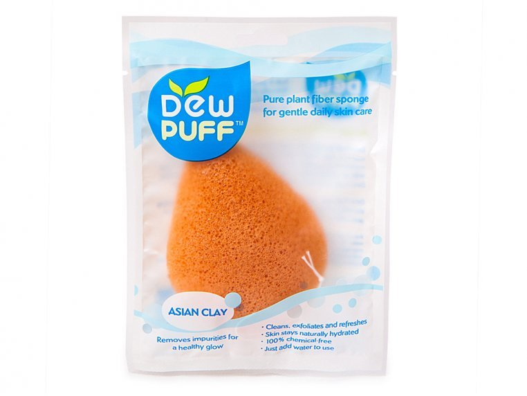 Konjac Fiber Cleansing Sponge by Dew Puff - 5