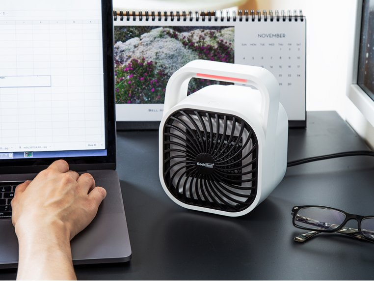 GeekHeat Personal Ceramic Heater by GeekHeat - 2