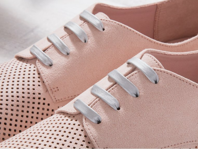Eco-Leather Shoe Laces by Luxe Brand - 3