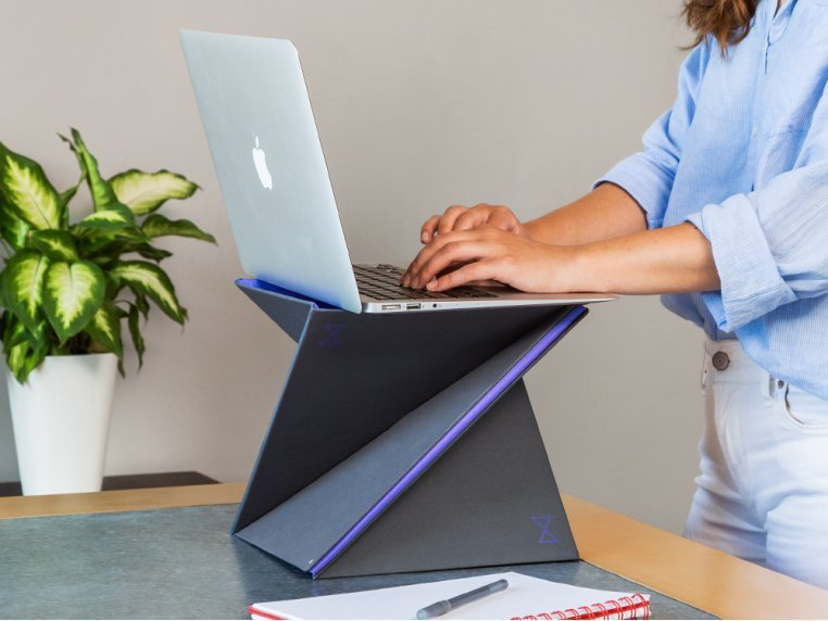 Foldable Laptop Stand by Levit8 - 1