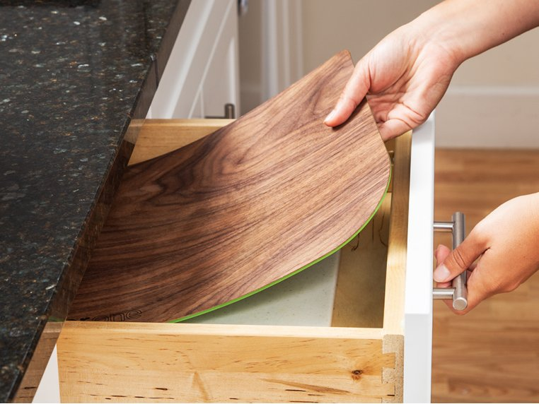 Flexible Wood Cutting Board by woodNflex - 3