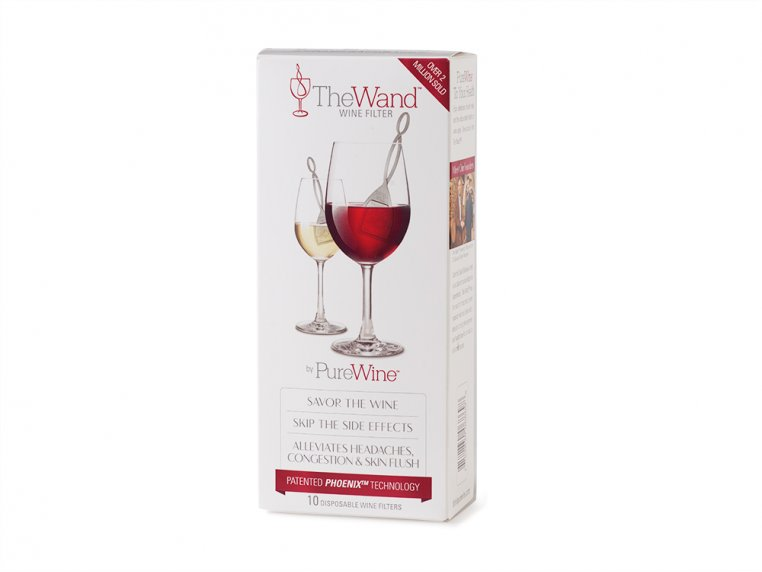 The Wand™ Wine Filter by PureWine - 5