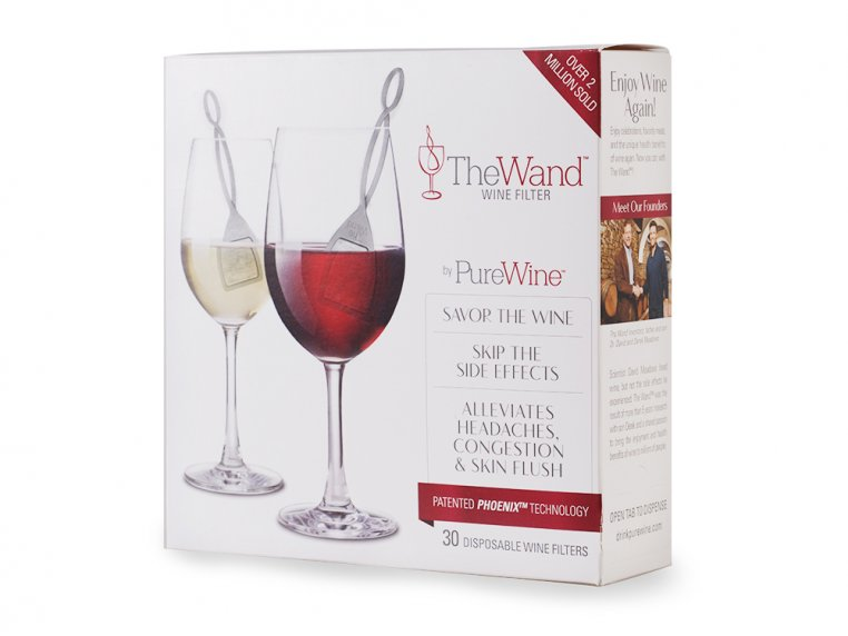The Wand™ Wine Filter by PureWine - 6