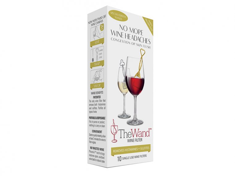 The Wand™ Wine Purifier by PureWine - 7