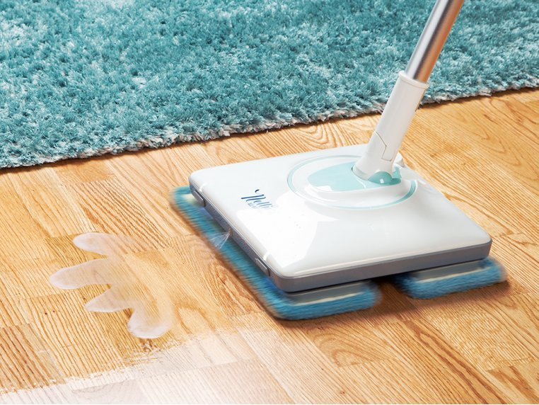 Oscillating Floor Mop by Nellie's - 2