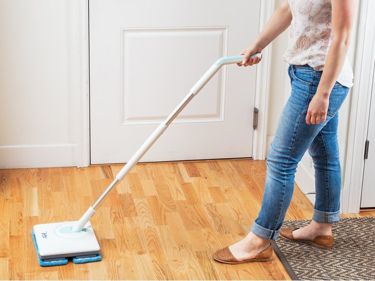 Oscillating Floor Mop by Nellie's WOW Mop - 3